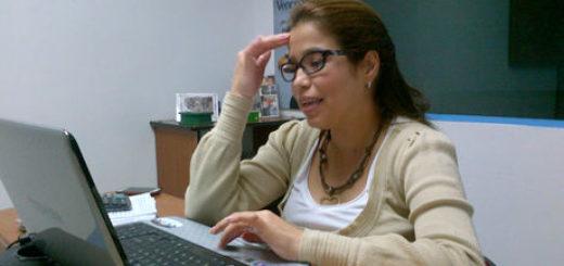 Sterlyn Lyon paciente y presidenta de Fundartritis | Foto: Daniela León (EN)