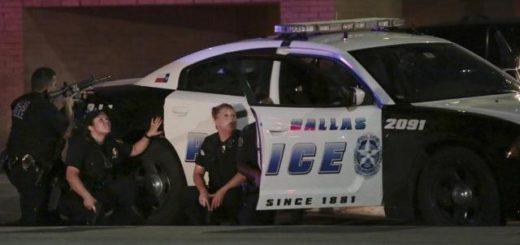 Tiroteo en Dallas|Foto: La Vanguardia