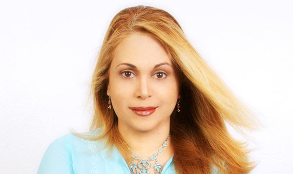 La astróloga venezolana Adriana Azzi
