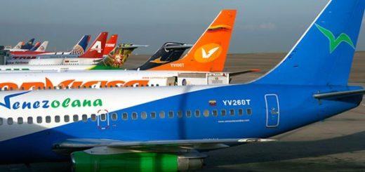 Aerolíneas de Venezuela | Foto: referencial