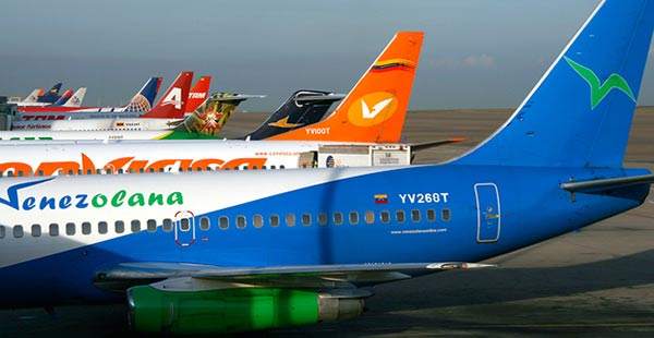 Tarifas aéreas aumentan nuevamente| Foto: referencial