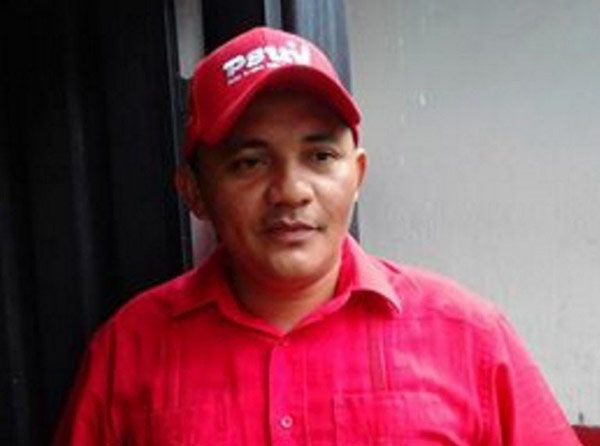 Víctor Blanco (PSUV) | Foto referencial