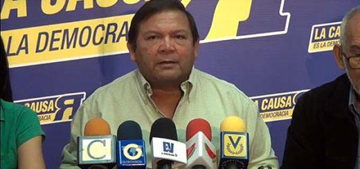 Andrés Velásquez | Foto: captura de video