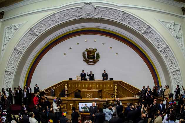 Asamblea Nacional (AN) |Foto: cortesía