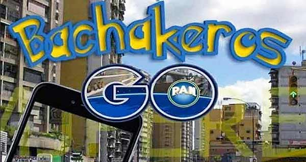 Bachakeros Go | Foto: Twitter