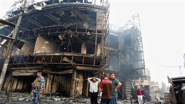Foto: KHALID AL MOUSILY / REUTERS