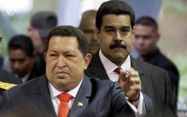 Chávez al igual que Maduro faltó a un desfile importante pero ya estaba enfermo, ¿Estará Maduro enfermo?