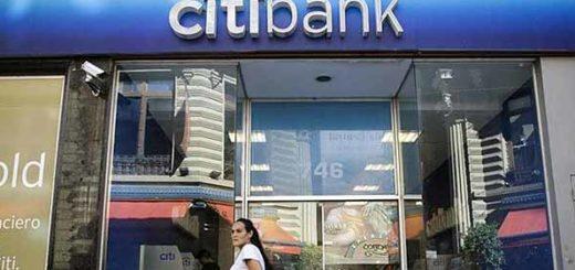Citibank  Foto: AP