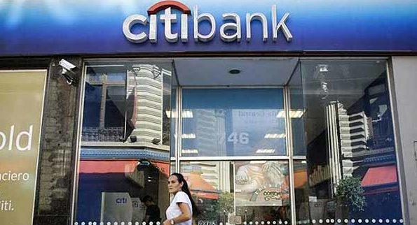 Citibank |Foto: AP