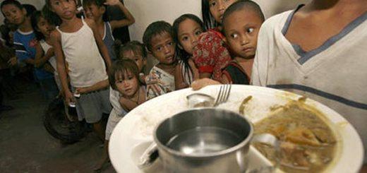 Casos de desnutrción infantil aumentan | Foto: El Nacional