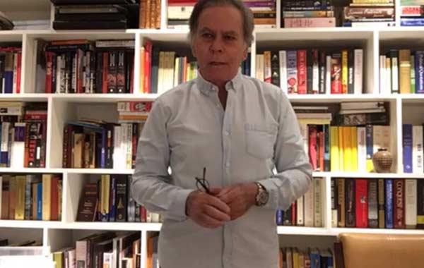 Diego Arria|Captura de video
