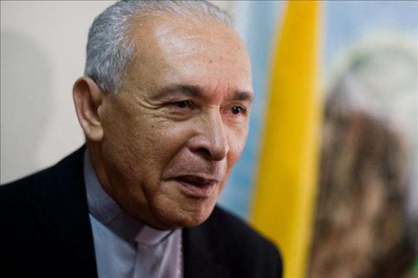 monseñor Diego Padrón, presidente de la CEV | Foto: Archivo