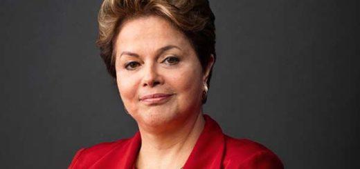 Dilma Roussef, presidenta suspendida de Brasil |Foto referencia