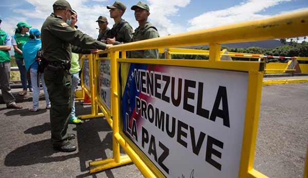 Frontera colombo-venezolana | Foto referencial