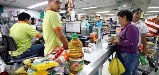 Supermercado en Cúcuta, Colombia | Foto: EFE
