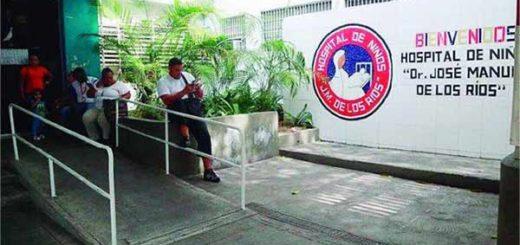 Hospital J. M. de los Ríos | Foto referencial