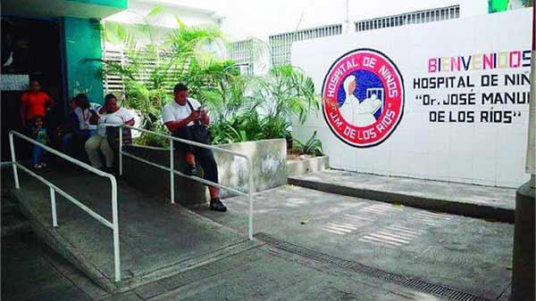 Exigen atención para 23 niños en diálisis en el J. M. de los Ríos   Foto referencial