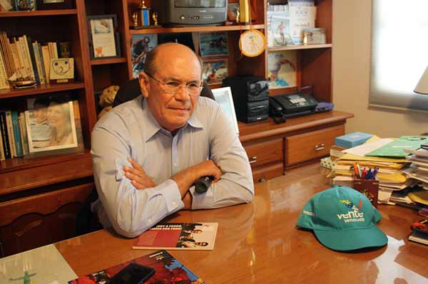 Diputado de la Asamblea Nacional (AN), Omar González Moreno | Foto referencial