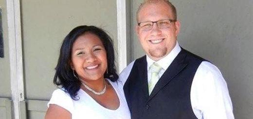 Joshua Holt y su esposa Thamara Caleño | Foto referencial