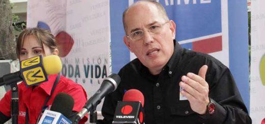 Juan Carlos Dugarte, director general del SAIME | Foto: Archivo