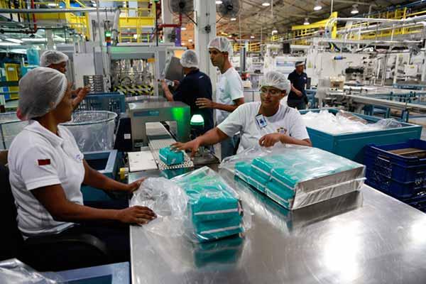 Trabajadores de Kimberly Clark | Referencial: Prensa de Aragua