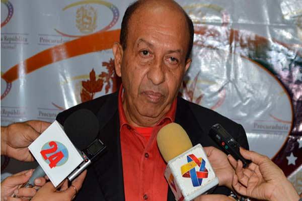 Manuel Galindo Ballesteros, contralor de la república  Foto referencia