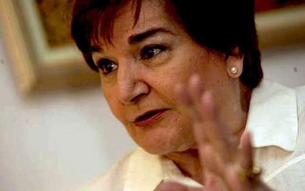 Marta Colomina | Foto: Archivo