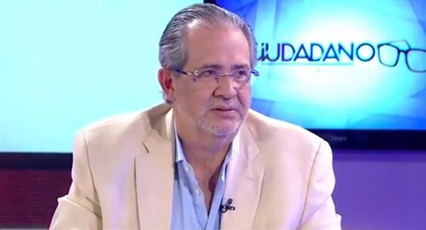 Miguel Herique Otero, presidente editor del diario El Nacional|Captura de video