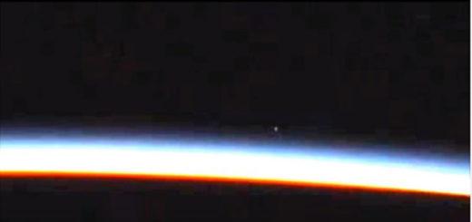 Nasa corta transmisión cuando un Ovni aparece en la atmosfera / Foto: Cortesía
