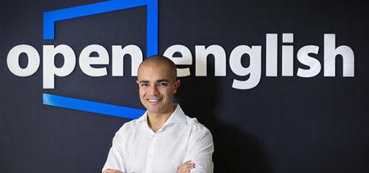 Andrés Moreno, fundador de Open English | Foto: www.andresmoreno.com