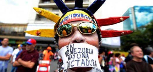 """MUD prepara """"La Toma de Caracas"""" si CNE no anuncia fecha del 20%"""