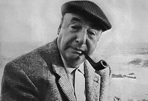 Pablo Neruda| Foto: Archivo