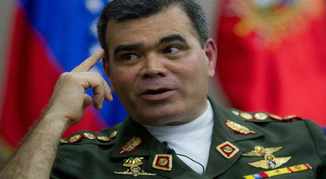 Vladimir Padrino López | Foto: Archivo