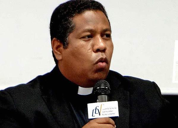 Pedro Pablo Aguilar, encargado de comunicaciones del CEV /Foto: El Carabobeño