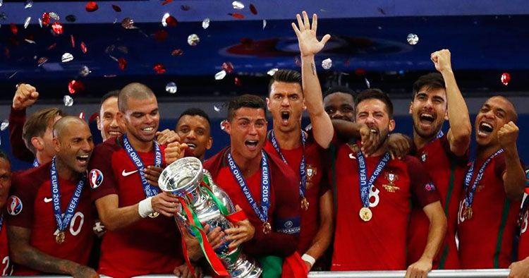 Final de la Eurocopa 2016 | Imagen de Referencia