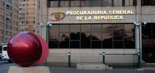 Procuraduría general de la República | Foto: Globovisión/ referencial