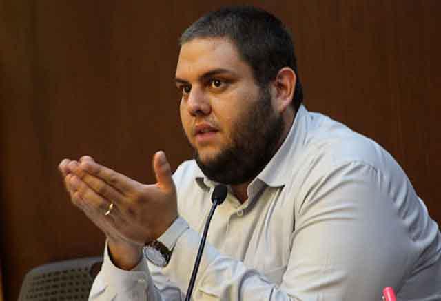Juan Requesens, diputado por la MUD| Foto: Asamblea Nacional