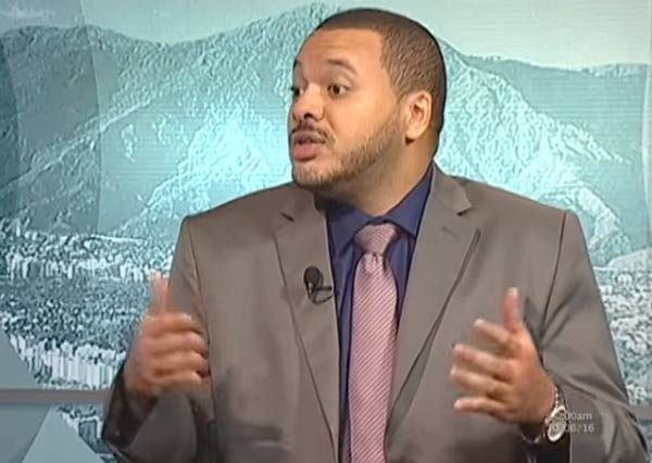Abogado constitucionalista, Jesús Silva Captura de video