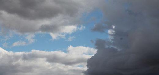 El cielo se mantendrá parcialmente nublado dice el Inameh |Foto referencial