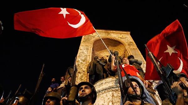 Golpe de estado en Turquía | Foto: EFE