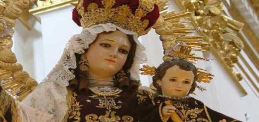Hoy se celebra el día de la Virgen del Carmen
