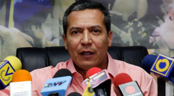 William Ojeda, dirigente del PSUV | Foto: AVN