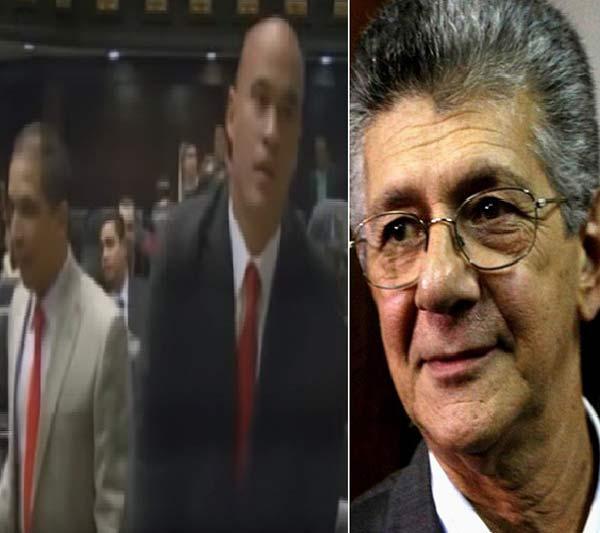 Rodríguez y Allup/ imagen: Maduradas