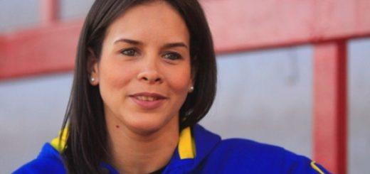 La esgrimista venezolana Alejandra Benítez, no saludará Michel Temer (presidente interino) |Diario república