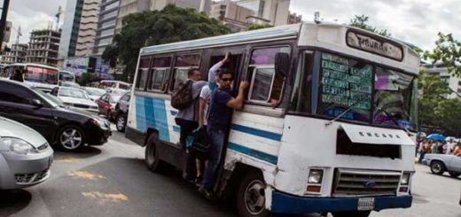 Transportistas exigen aumento del pasaje |Imagen de referencia