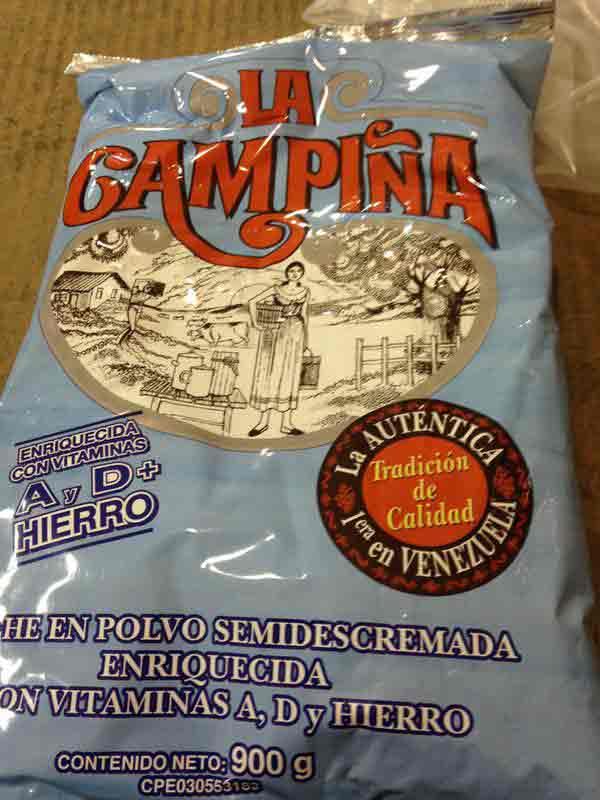 Imagen: Leche La Campiña