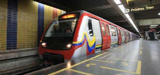 imagen: Metro de Caracas