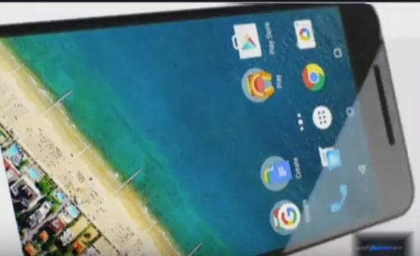 Imagen: Android Nougat para Nexus