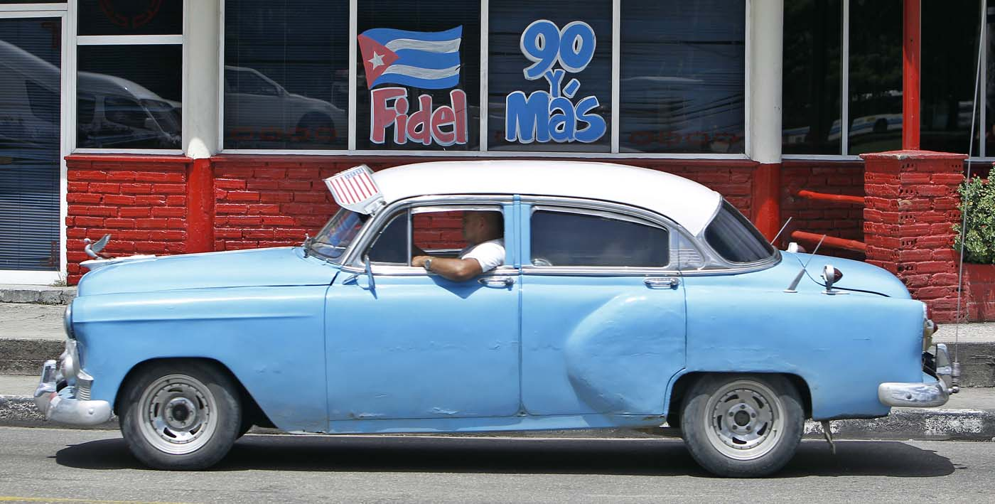 Cuba sufre escasez de Gasolina por crisis en Venezuela |Foto: EFE