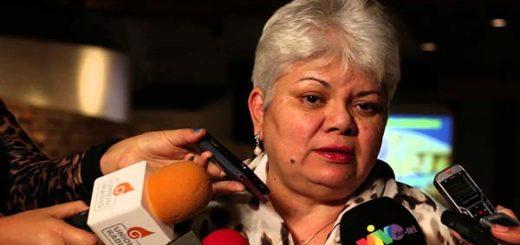 Cipriana Ramos, presidenta de Consecomercio |Foto archivo